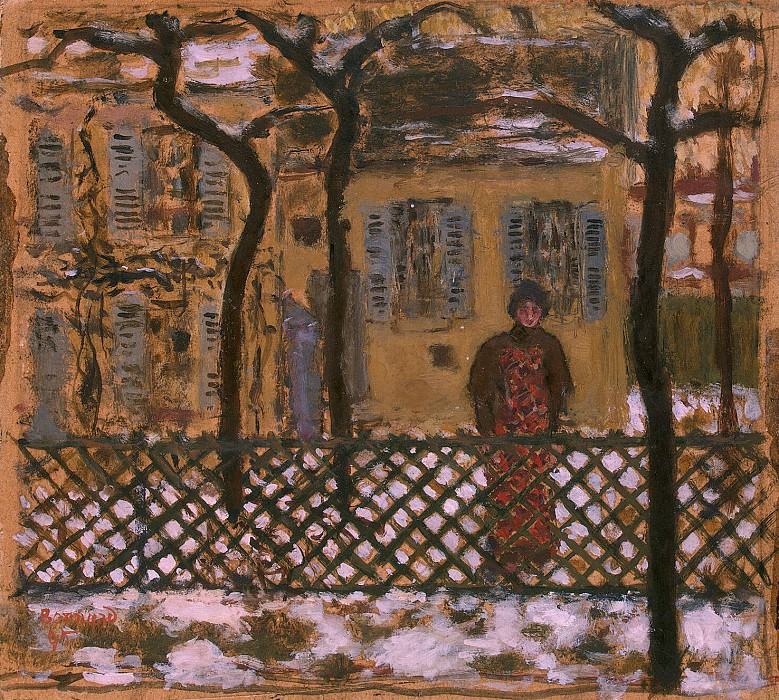 Bonnard, Pierre - Over the fence. Hermitage ~ part 02