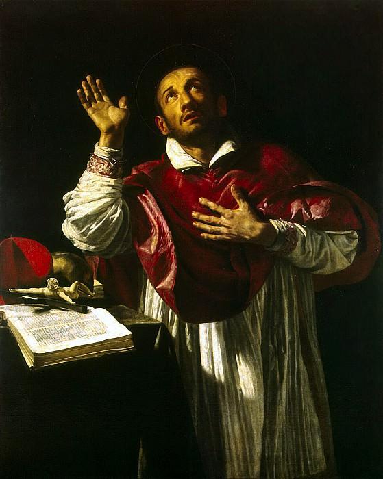 Bordzhanni, Orazio - St. Charles Borromey. Hermitage ~ part 02