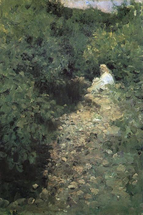 Stream. 1902. Konstantin Alekseevich Korovin