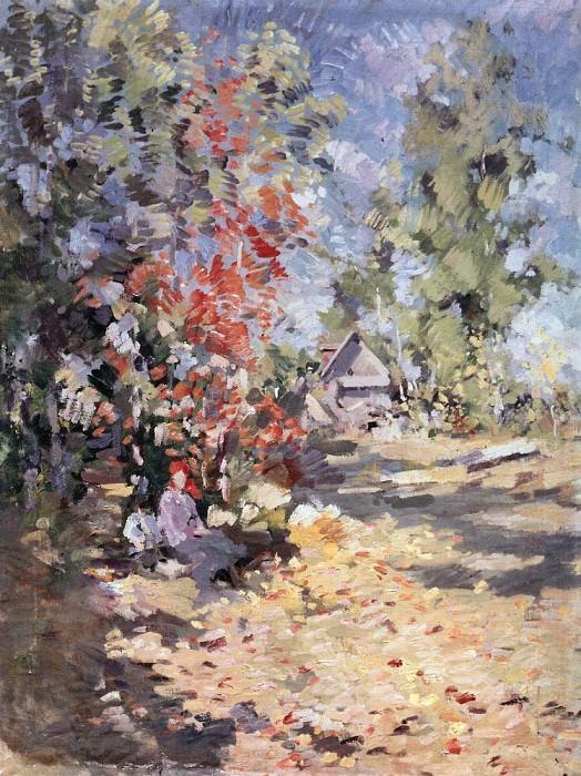 Autumn. 1917. Konstantin Alekseevich Korovin