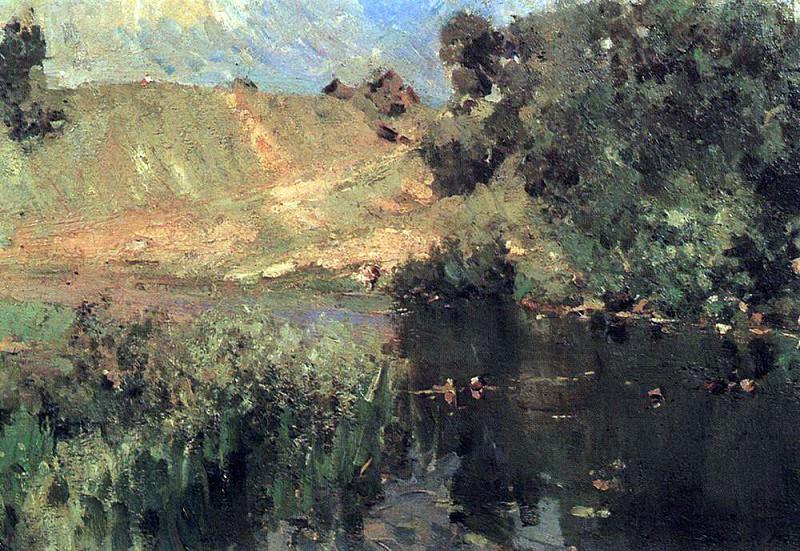 Summer. 1900. Konstantin Alekseevich Korovin