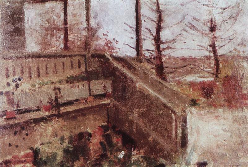 Терраса в Жуковке. 1888. Коровин Константин Алексеевич