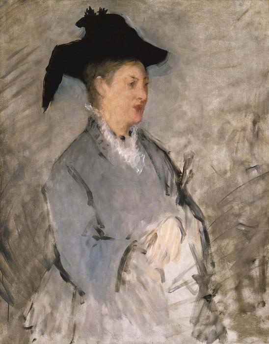 Madame Edouard Manet. Édouard Manet