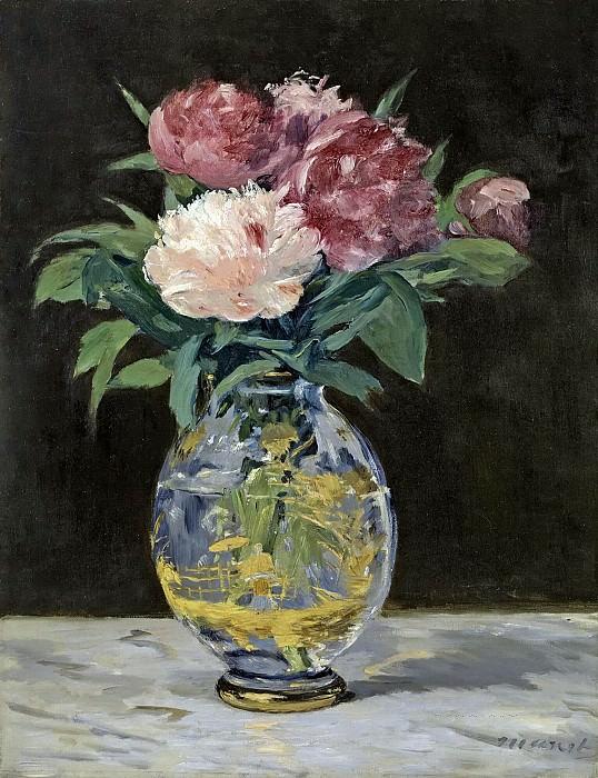 Peony. Édouard Manet