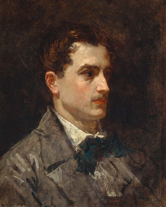Portrait of Antonin Proust. Édouard Manet