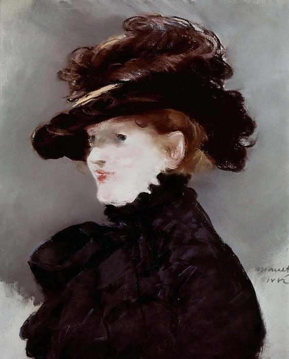 Mery Laurent. Édouard Manet