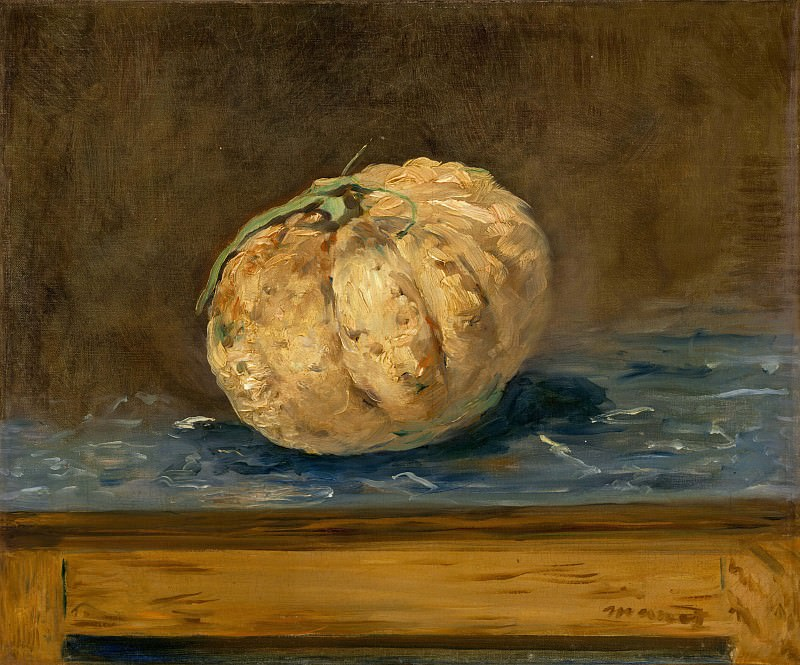 The Melon. Édouard Manet