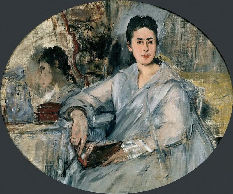 Marguerite de Conflans. Édouard Manet