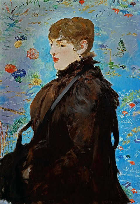 Mary Laurent. Édouard Manet