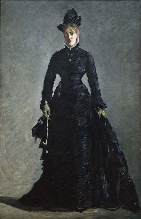 Парижская леди. Эдуард Мане