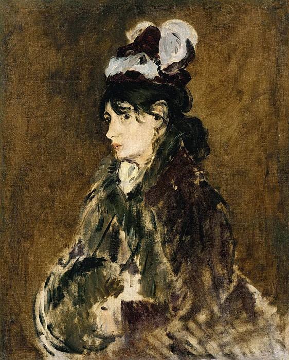 Berthe Morisot. Édouard Manet