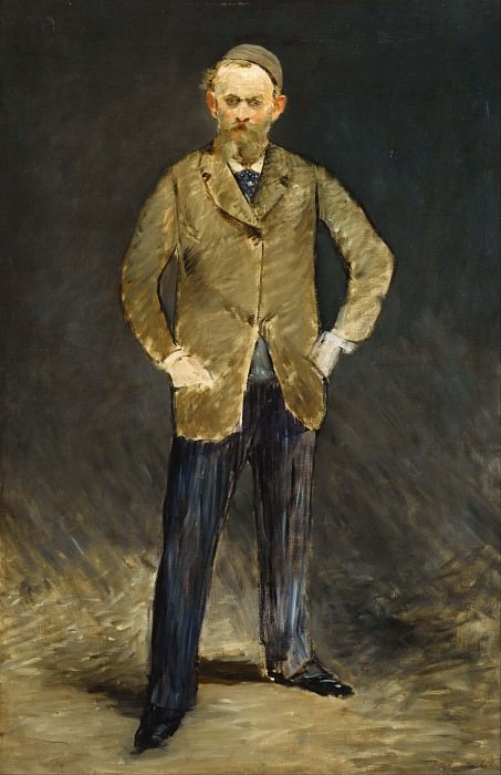 Self-Portrait. Édouard Manet
