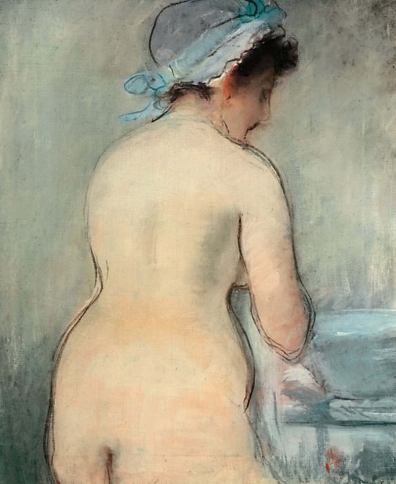 Toilet. Édouard Manet