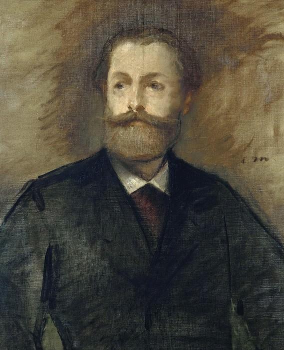 Portrait of Antonin Proust. Édouard Manet