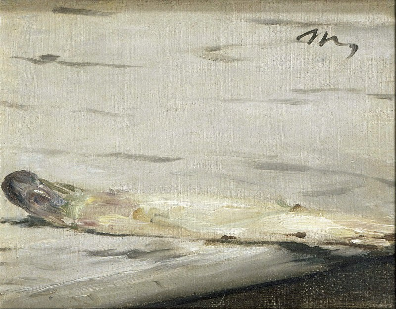 Asparagus. Édouard Manet