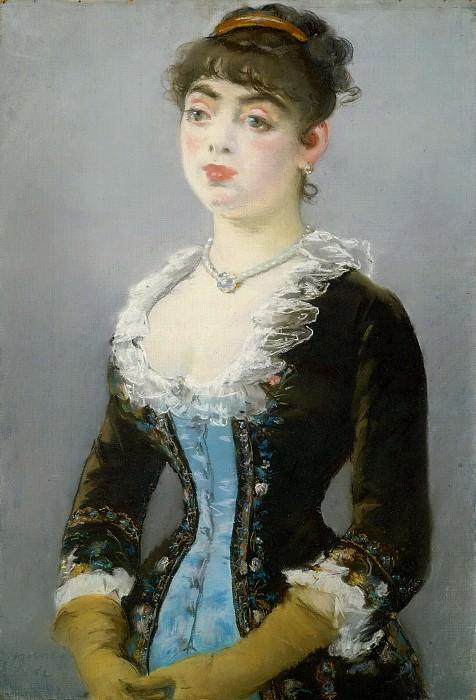 Madame Michel-Levy. Édouard Manet