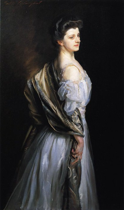 Helen Brice. John Singer Sargent