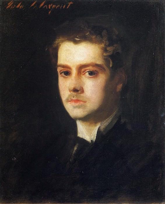 Charles Octavius Parsons. John Singer Sargent