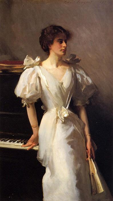 Catherine Vlasto. John Singer Sargent
