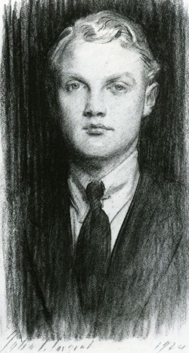 Sir William Hedworth Williamson, 10th Baronet. John Singer Sargent