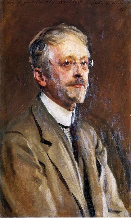 Charles Woodbury. John Singer Sargent
