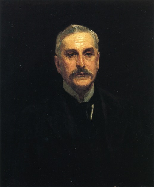 Colonel Thomas Edward Vickers. John Singer Sargent