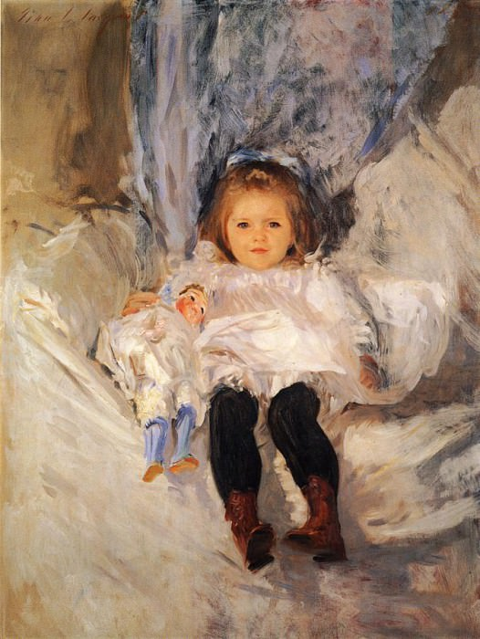 Ruth Sears Bacon. John Singer Sargent