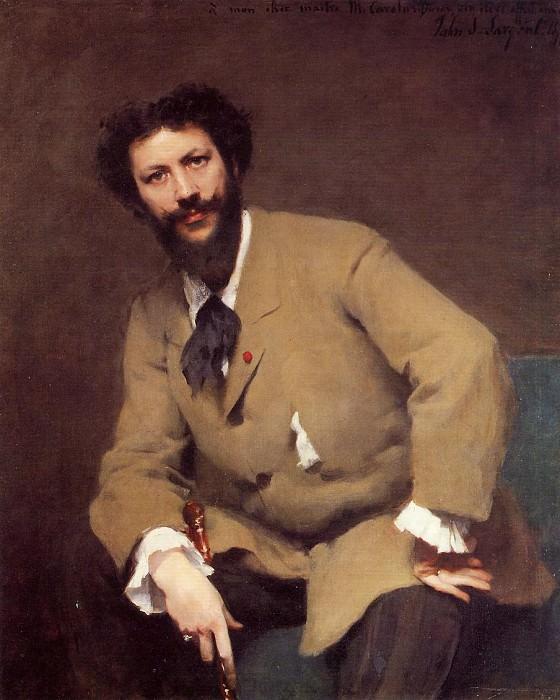Carolus-Duran. John Singer Sargent
