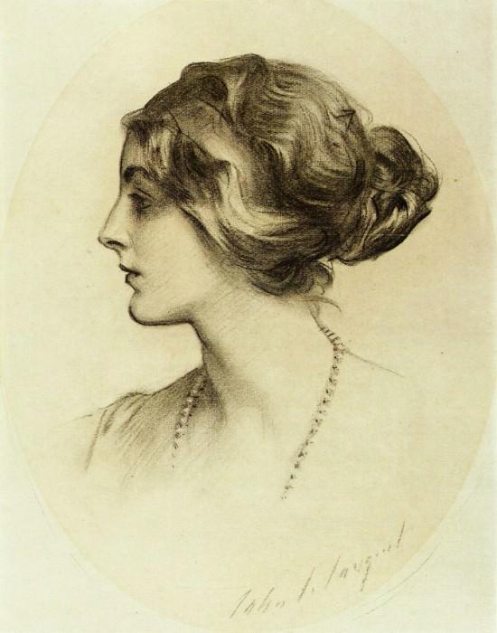 Margaretta Drexel, Countess of Winchilsea and Nottingham. John Singer Sargent