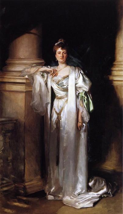 Lady Margaret Spicer. John Singer Sargent