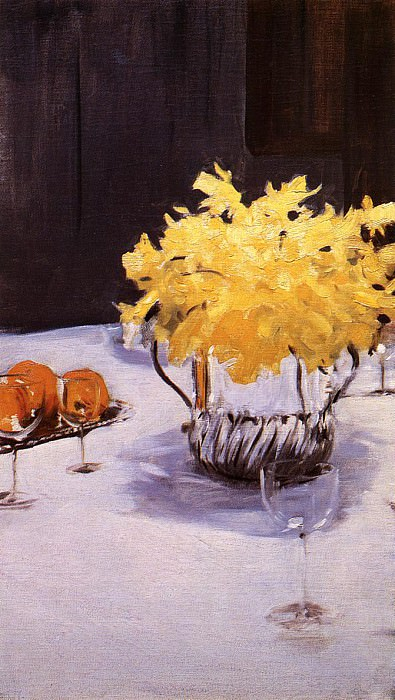 Still Life with Daffodils. John Singer Sargent