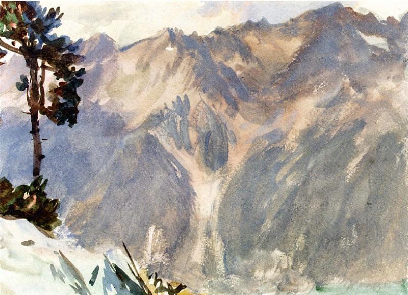 The Tyrol. John Singer Sargent