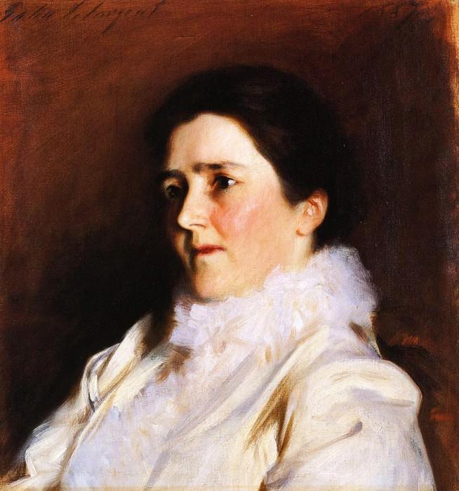 Mrs. Charles Fairchild. John Singer Sargent