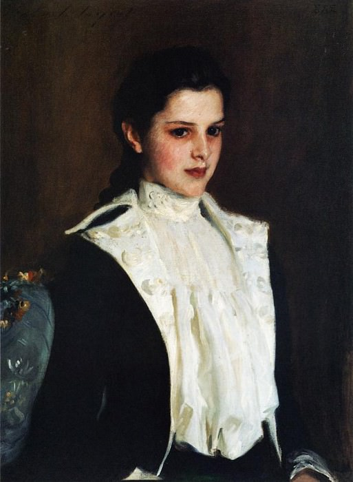 Alice Shepard. John Singer Sargent