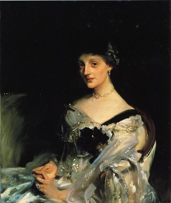 Mrs. Philip Leslie Agnew. John Singer Sargent