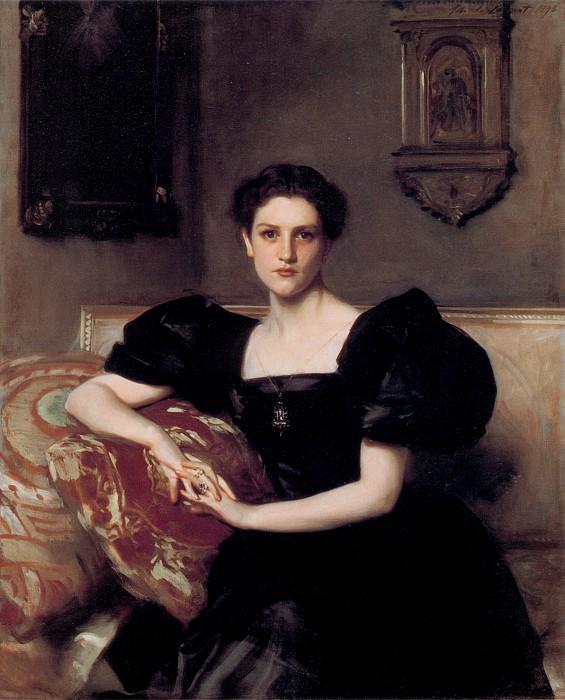 Elizabeth Winthrop Chanler. John Singer Sargent