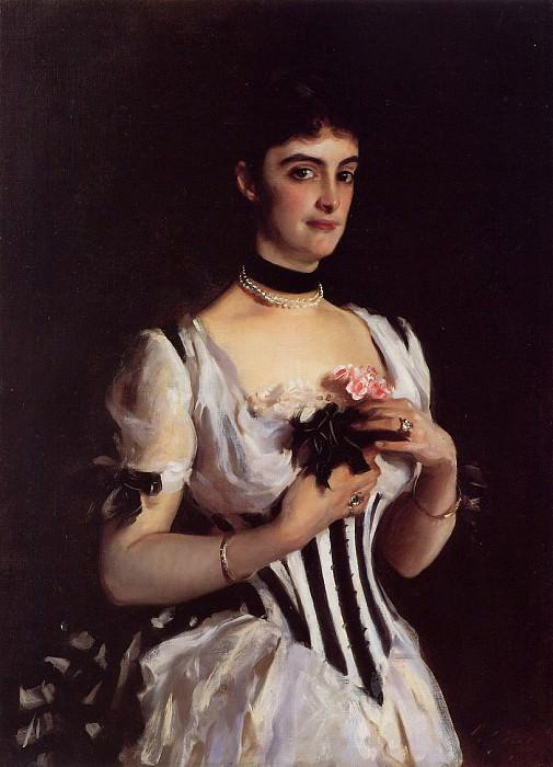 Mrs. Winton Phipps (Jessie Percy Butler Duncan). John Singer Sargent
