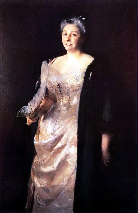 Mrs. William Playfair. John Singer Sargent