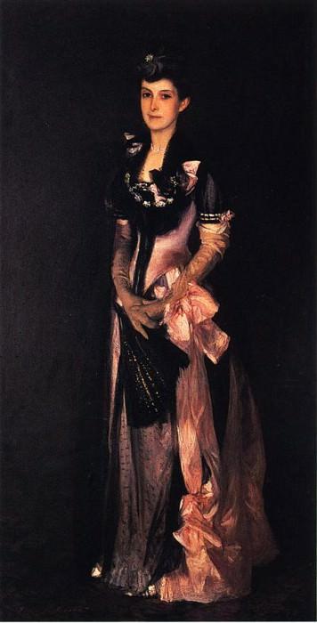 Mrs. Richard H. Derby. John Singer Sargent