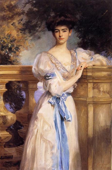 Gladys Vanderbilt. John Singer Sargent
