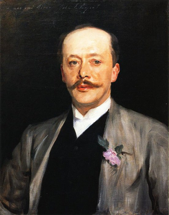 Charles Alexander Giron. John Singer Sargent