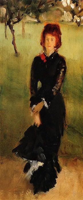 Madame Edouard Pailleron (study). John Singer Sargent
