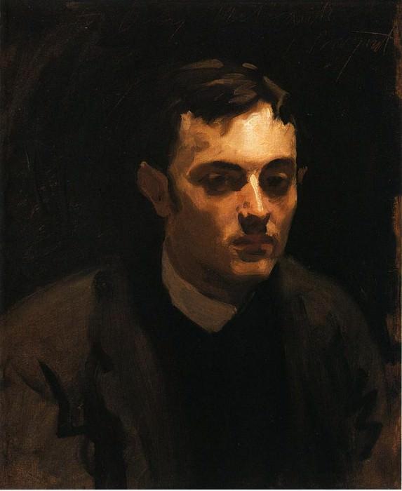 Albert de Belleroche. John Singer Sargent