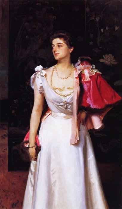 Princess Demidoff (Sophie Ilarinovna). John Singer Sargent