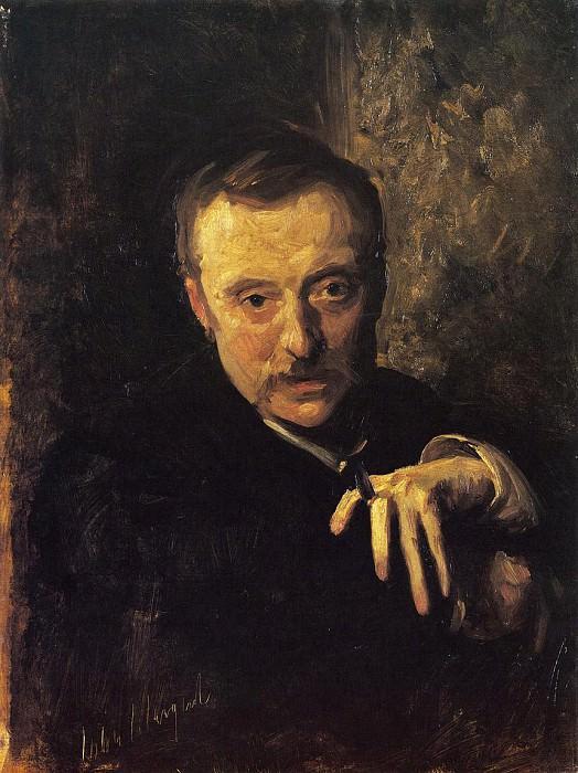 Antonio Mancini. John Singer Sargent
