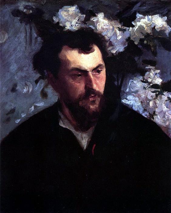 Ernst-Ange Duez. John Singer Sargent