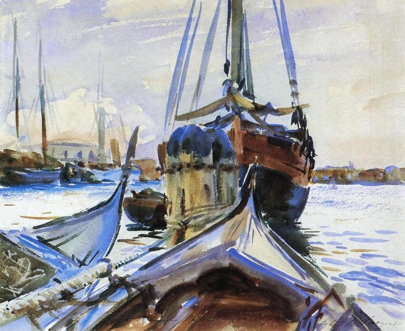 Venice. John Singer Sargent