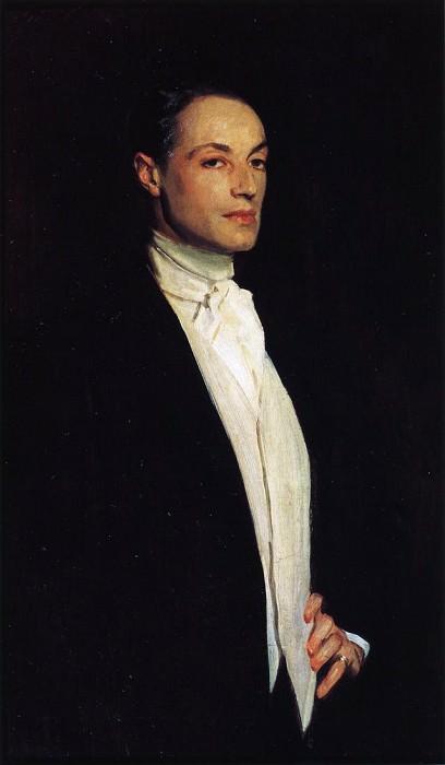 Sir Phillip Albert Gustave David Sasson. John Singer Sargent