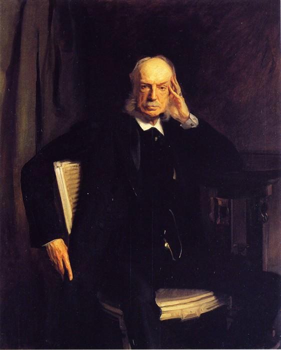 Henry G. Marquand. John Singer Sargent