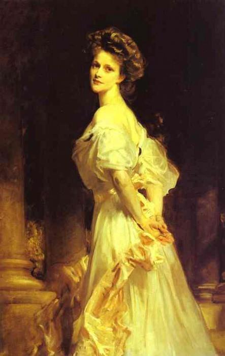 Lady Astor.. John Singer Sargent